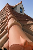 Portugalczyka dach Obrazy Royalty Free