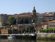 Portugalete Royalty Free Stock Image