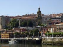 portugalete Στοκ εικόνα με δικαίωμα ελεύθερης χρήσης