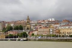 Portugalete Στοκ εικόνες με δικαίωμα ελεύθερης χρήσης