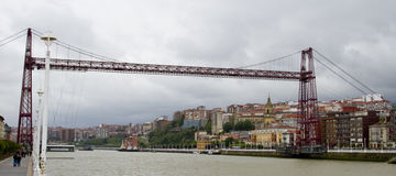 Portugalete Royalty Free Stock Photos