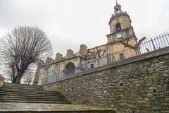 Portugalete, Baskijski kraj, Hiszpania Fotografia Stock