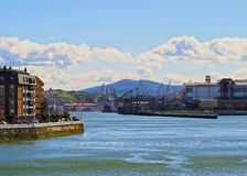 Portugalete Stock Photo