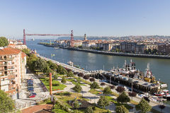 Portugalete, Spain Stock Photography