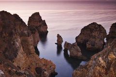 Portugalia: Algarve Zdjęcia Royalty Free