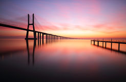Portugalia Lisbon, Vasco Da Gama, - obraz royalty free