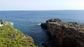 Portugalia wybrzeże Zdjęcie Stock
