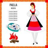 Portugalien simile royalty illustrazione gratis