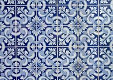 Portugalscy azulejos royalty ilustracja