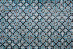 Portugalscy azulejos obraz stock