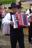 Portugalski folkloru rancho Fotografia Royalty Free