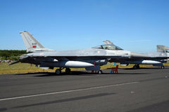 Portugese Air Force F-16 Stock Photos