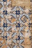 Portugese azulejos Stock Afbeelding