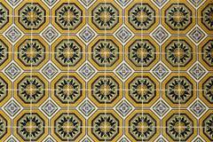 Portugese azulejos Royalty-vrije Stock Foto's
