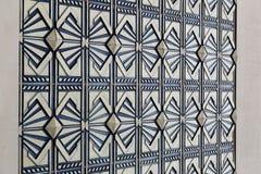 Portugese azulejos Stock Afbeeldingen