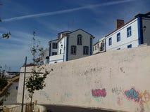 Portugese bestemming, Sines Stock Fotografie