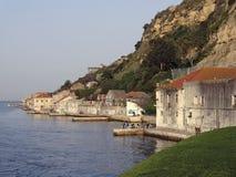 Portugese coastal scenery Stock Photography