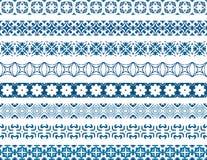 Portugese grenzen Royalty-vrije Stock Afbeeldingen