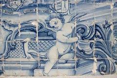 Portugese tegel Stock Afbeeldingen