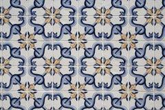 Portugese Tegels Royalty-vrije Stock Afbeelding