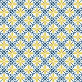 Portugese tegels stock illustratie