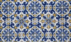 Portugese tegels Stock Foto