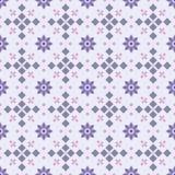 Portugese vector naadloos van het tegelpatroon met oude ornamenten vector illustratie
