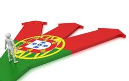 Portugese Verkiezingen 2016 Stock Foto's