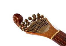 Portugiesische Gitarre Stockfoto