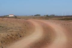 Portugiesische Landschaft Stockfoto