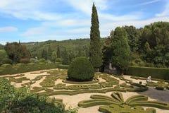 Portugiesischer Garten Stockbilder