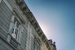 Portugiesisches Haus Stockfoto
