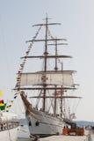 Portugiesisches Marine-Schiff, Stockbilder