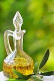 Portugiesisches Olivenöl. Lizenzfreies Stockfoto