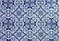 Portugisiska azulejos royaltyfri illustrationer