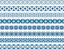 portugisiska tegelplattor stock illustrationer