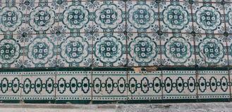 portugisiska tegelplattor royaltyfria foton