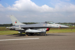 Portuguese Air Force F-16 fighter jet Stock Photos