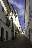 Portuguese Alentejo city of Évora old town. Stock Images