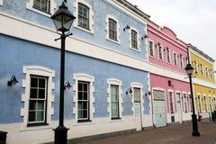 Portuguese Architecture Royalty Free Stock Photo
