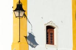 Portuguese architecture stock image