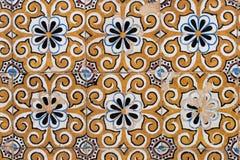 Portuguese Azulejo Tiles Royalty Free Stock Photos