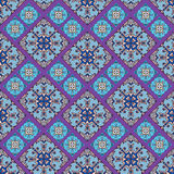 Portuguese azulejo tiles. Blue and white gorgeous seamless. Patterns. For scrapbooking, wallpaper, cases for smartphones, web background, print, surface texture Royalty Free Stock Photos