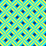 Portuguese azulejo tiles. Seamless patterns. Stock Images