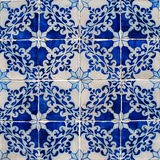 Portuguese Azulejos Stock Photos