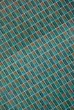 Portuguese azulejos, old tiled background Stock Images