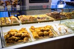 Portuguese bakery Stock Photos