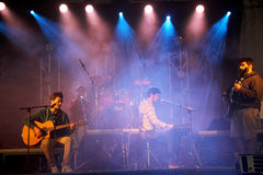 Portuguese Band  ÁTOA Royalty Free Stock Photos