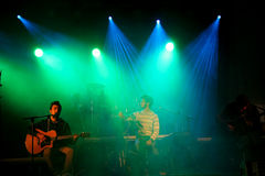 Portuguese Band  ÁTOA Royalty Free Stock Image