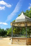 Portuguese bandstand. Stock Photography
